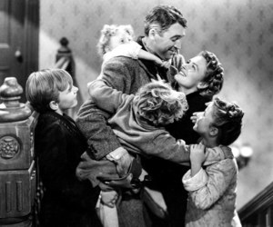 christmas and it's a wonderful life image