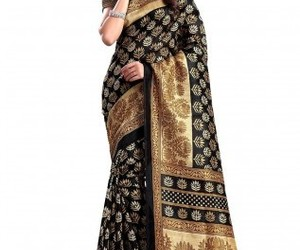online shopping, shop online, and saree image