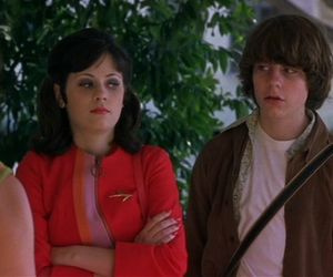 almost famous, patrick fugit, and zooey deschanel image