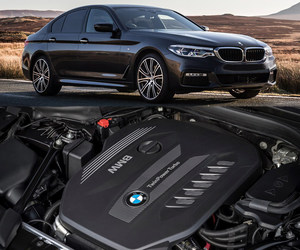 5-series, euro ncap, and bmw 530d image