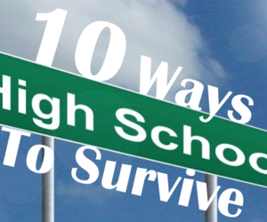 article, high school, and school image