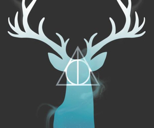 harry potter, wallpaper, and patronus image