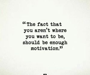 fact, let it go, and motivation image