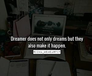Dream, dreamer, and exam image