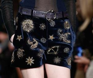fashion, blue, and emilio pucci image