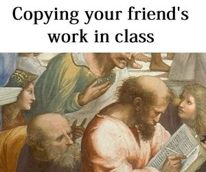 funny, art, and meme image