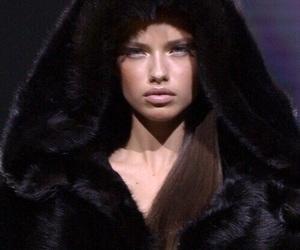 fashion, Adriana Lima, and model image