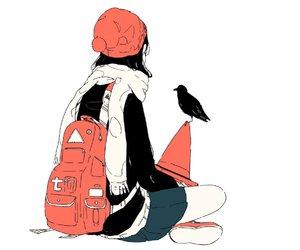 girl and daisukerichard image
