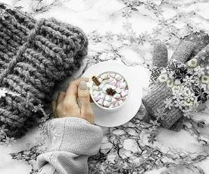 christmas, fashion, and food image