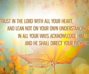 god, proverbs, and faith image