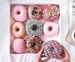 classy, designs, and donuts image