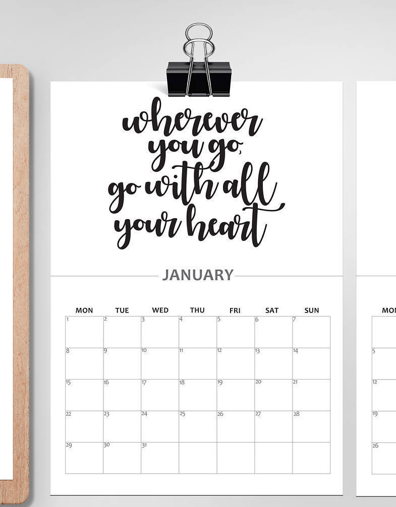 etsy, motivational, and planner image
