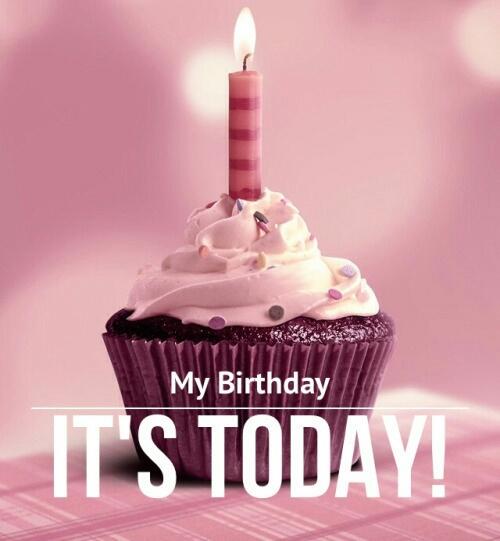 Prime Happy Birthday To Me I Love December On We Heart It Funny Birthday Cards Online Hendilapandamsfinfo