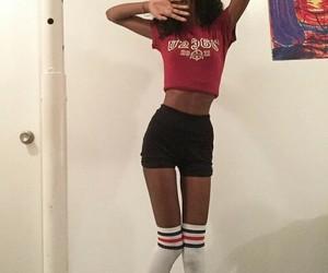 black, body, and fashion image