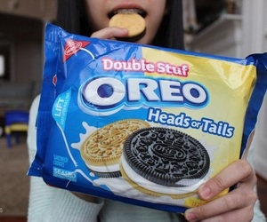 oreo, food, and tumblr image