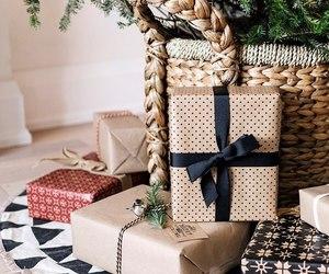 celebration, christmas, and christmas tree image