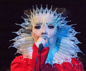 bjork and blissing me image