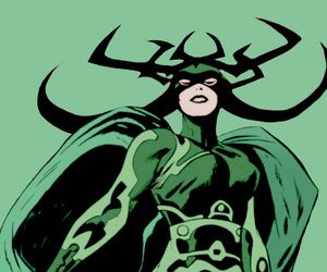 Marvel and hela image