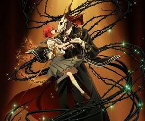 anime, the ancient magus bride, and mahou tsukai no yome image