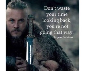 quote and ragnar lothbrok image