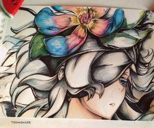 drawing, animeboy, and rokkanoyuusha image