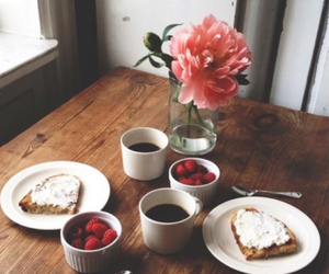 tumblr, petit dejeuner, and instagrame image