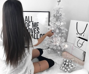 advent, chanel, and girl image