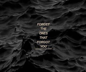 black, dark, and quotes image