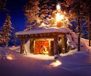 christmas, lapland, and holidays image