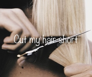 haircut, bucket list, and short image
