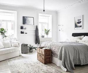 decor, interior, and bedroom image