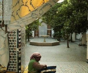 architecture, carpet, and algerie image