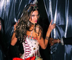 alessandra ambrosio, backstage, and fashion image