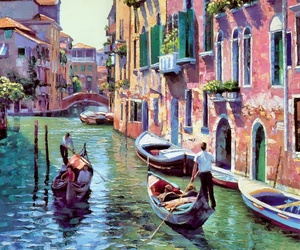 art and venice image