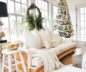 christmas, decor, and decorations image