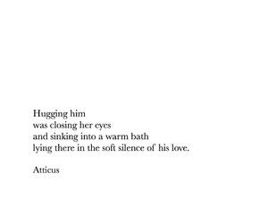 atticus, black and white, and him image