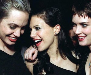 Angelina Jolie, brittany murphy, and winona ryder image