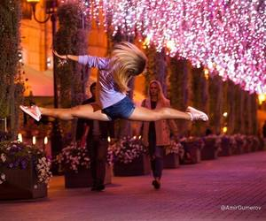 ballet, cheerleader, and dance image