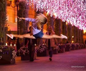 ballet, dancer, and flexible image