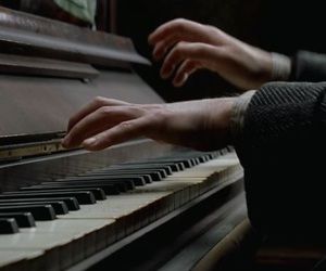 piano, theme, and music image