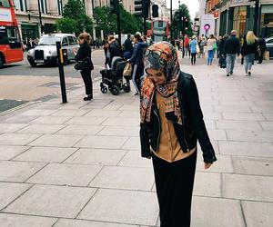 hijab, alexandra golovkova, and clothes image