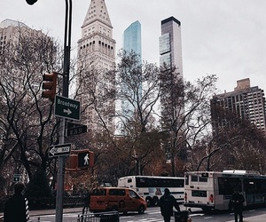 city, nyc, and travel image