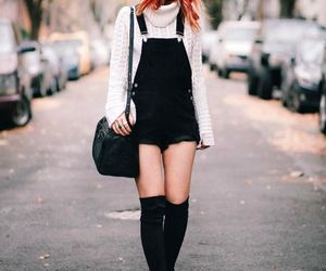 fashion, luanna perez, and girl image