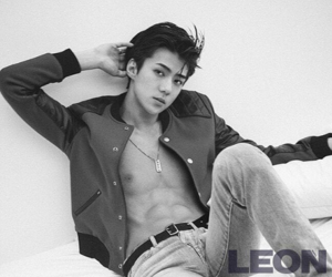 abs, cool, and exo image