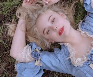 actress, emily alyn lind, and blonde image
