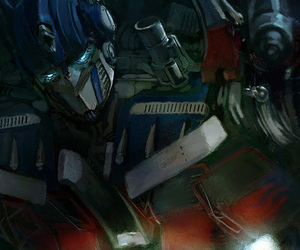 optimus prime, transformers, and tf image