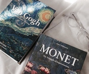 book, art, and van gogh image