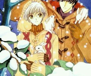 Boys Love, yaoi, and sakura card captor image