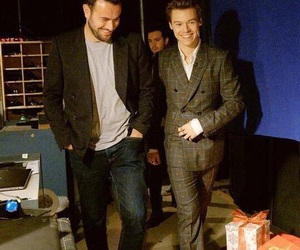 singer, 1d, and harry edward styles image