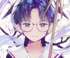 sakura card captor and eriol image